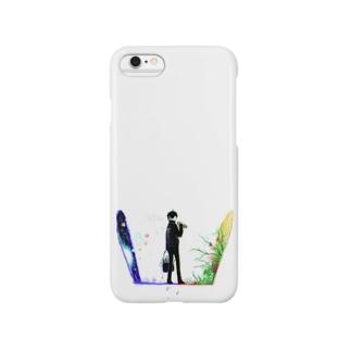 わかれ道 Smartphone cases