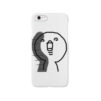 キチガイくん Smartphone cases