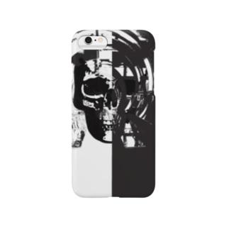 プロムスカル Smartphone cases