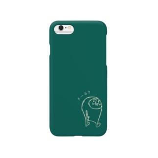 見返りだるまるまん Smartphone cases