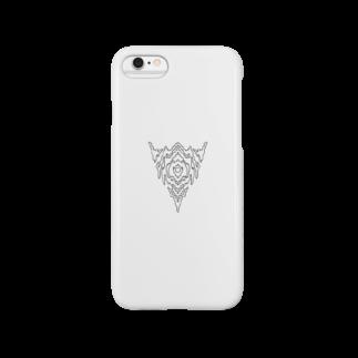 imiga_LOVEのREBERTAS Distortion Smartphone cases