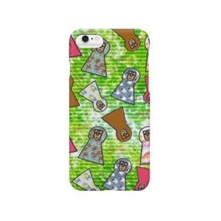 ハフンちゃん Smartphone cases