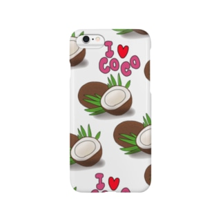 I♡coconuts Smartphone cases