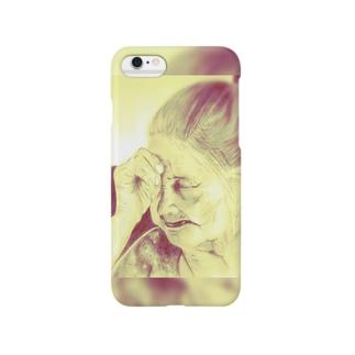 悲痛の。 Smartphone cases