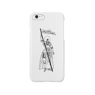 ジャンヌダルク Smartphone cases