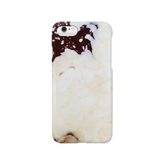 コーヒーとミルク1 Smartphone cases
