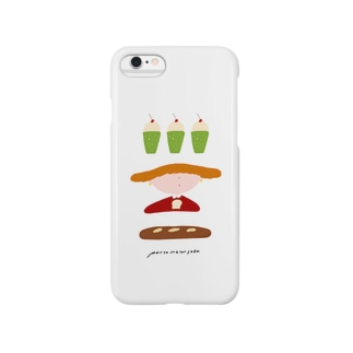 pan to melonsoda Smartphone cases