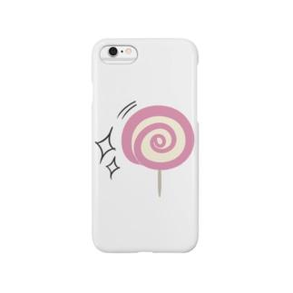 ペロキャン Smartphone cases