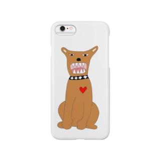 アングラ犬 Smartphone cases