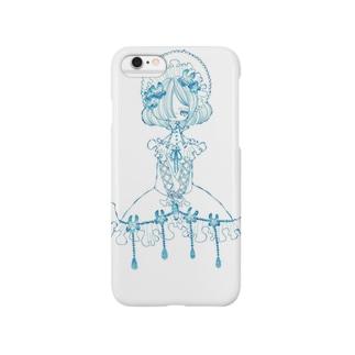 菫嬢 Smartphone cases