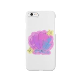 shell&star fish☆彡.。 Smartphone cases