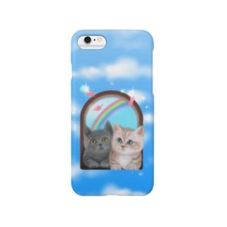 天使なねこ Smartphone cases