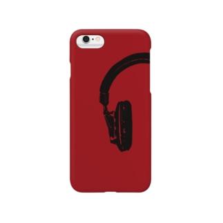 ヘッドフォンR Smartphone cases