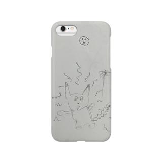 Riot岡本デザインスマホケース Smartphone cases