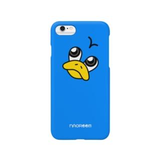ムッチー(ノーマル) Smartphone cases
