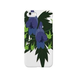 トリカブト Smartphone cases