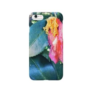 しおれ花 Smartphone cases