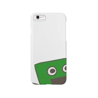村長(アップver) Smartphone cases