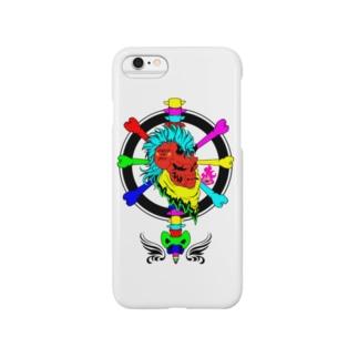 Skull Devil Smartphone cases