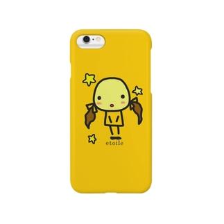 ぽよ子étoile Smartphone cases