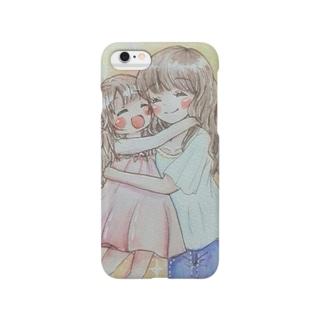 ママ大好き Smartphone cases