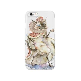 猫の王 Smartphone cases