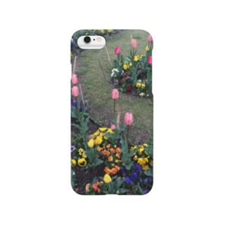 お花 Smartphone cases
