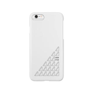 ⊿ はんぺんパターン ⊿ Smartphone cases