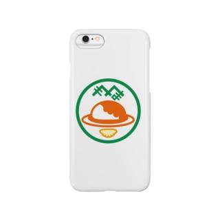 パ紋No.2709 やま Smartphone cases