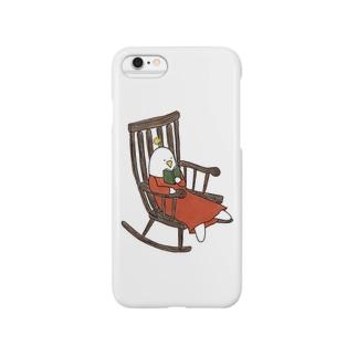 とりじんの優雅な昼さがり Smartphone cases