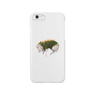 チワワ怪獣 Smartphone cases