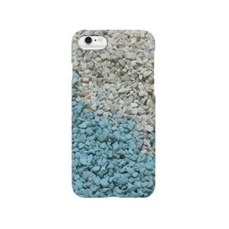 砂浜レプリカ Smartphone cases