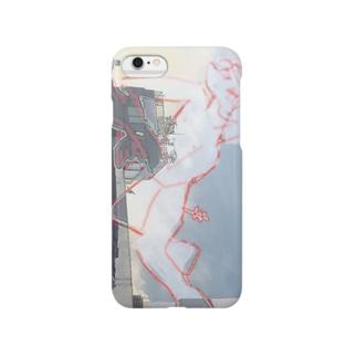 ゆうれいのまま Smartphone cases
