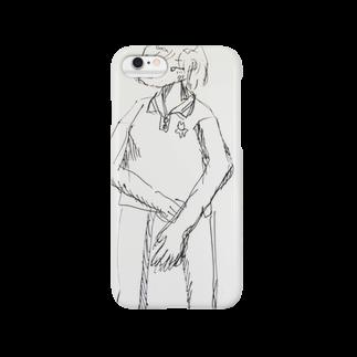 えものいたわりを求める僕の彼女は Smartphone cases