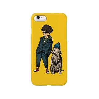 友達 Smartphone cases