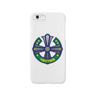 パ紋No.2712 4547中田 Smartphone cases