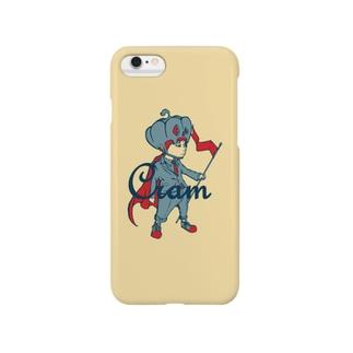 カボチャ Smartphone cases