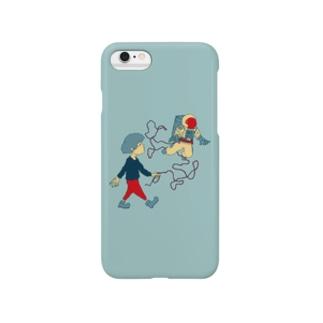 飼い宇宙飛行士 Smartphone cases