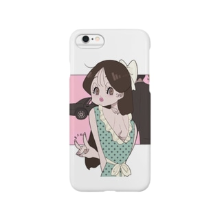 秘密林の女の子 Smartphone cases