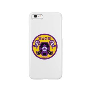 パ紋No.2713 富士の華 Smartphone cases