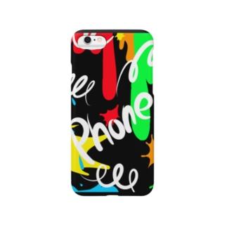 colorful Phone スマートフォンケース