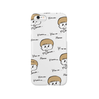 egu shopのHmm... Smartphone cases