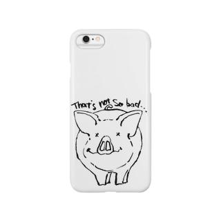 Enjoy!! Piggy!! That's not so bad Smartphone cases