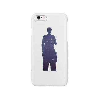 ゆめのくんのあおいかげ Smartphone cases