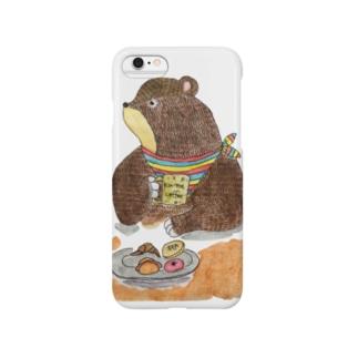 くま店長 Smartphone cases