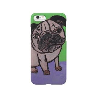 パグっち Smartphone cases