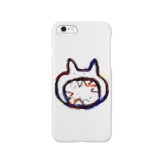 れいんぼーなねこ Smartphone cases