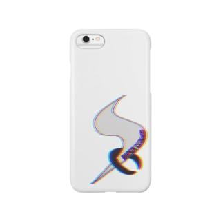 弾ける天気 Smartphone cases