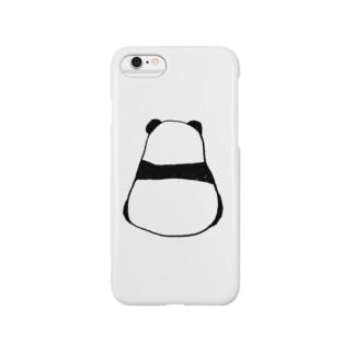 パンダ1 Smartphone cases