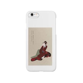 浮世絵イラストグッズ Smartphone cases
